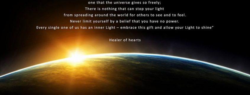 You are Light and Healing | Mark Bajerski | Pure Energy Healing Academy