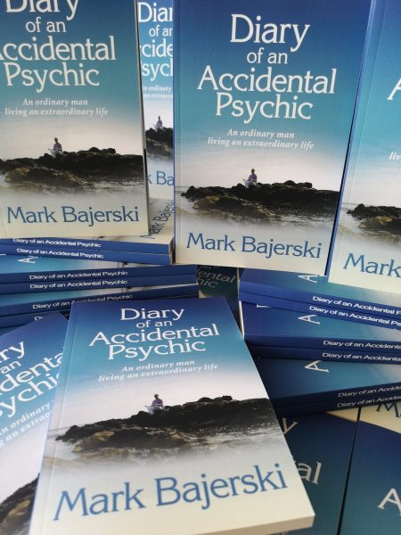 Diary of an Accidental Psychic - Signed Copy, Limited Edition