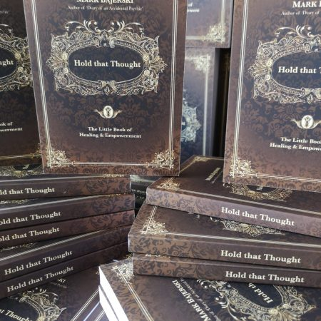 Hold that Thought - Signed Copy, Limited Edition