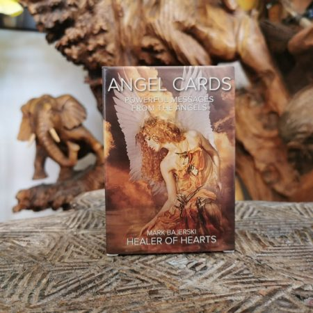 Mark Bajerski Angel Cards Healer of Hearts