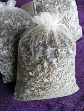 Pure Energy Cleansing Sage 100gms