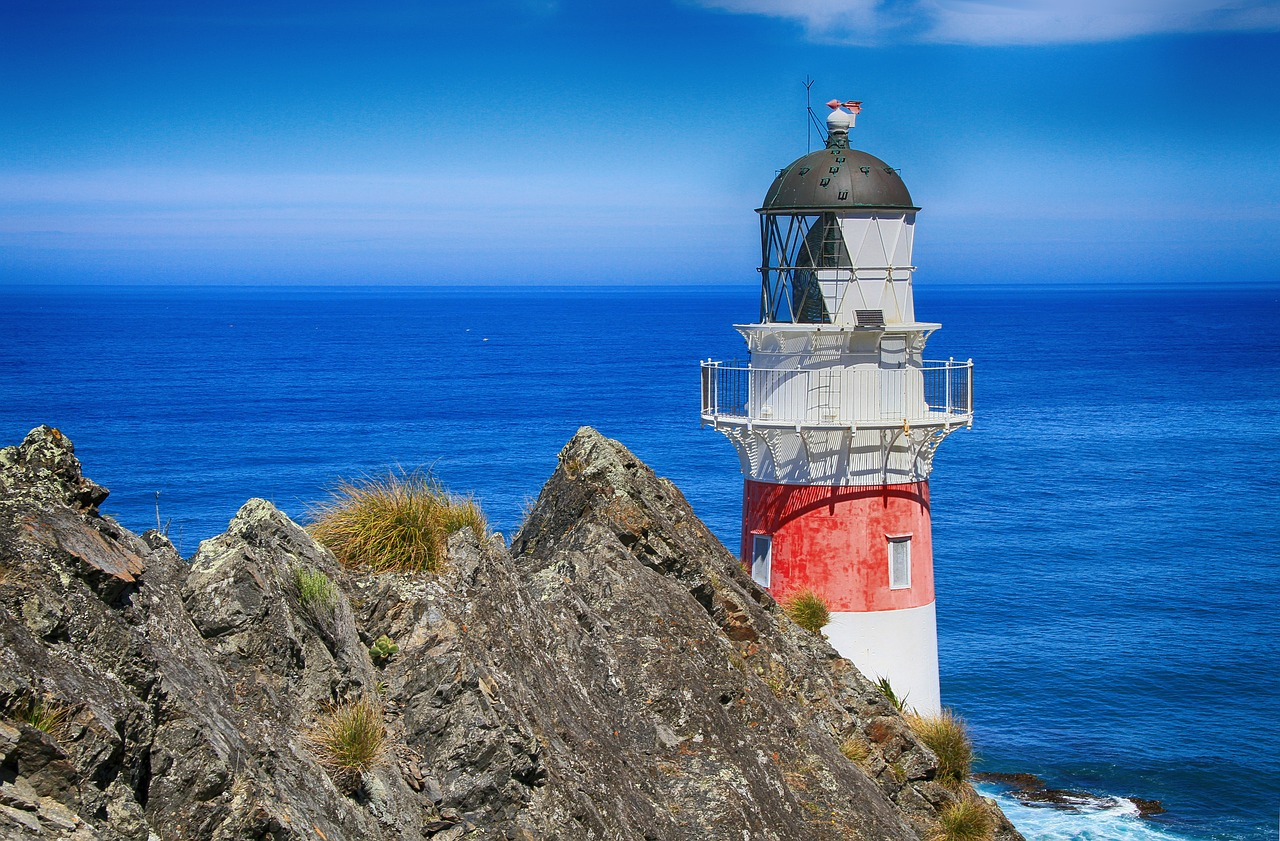 Lighthouses Of This World - Mark Bajerski - Pure Energy Healing Academy