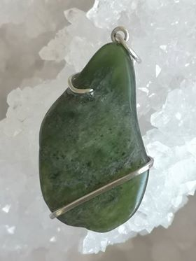 Jade Pure Energy Healing Crystal