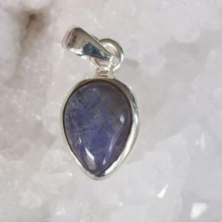 HQ Tanzanite Healing Crystal by Mark Bajerski