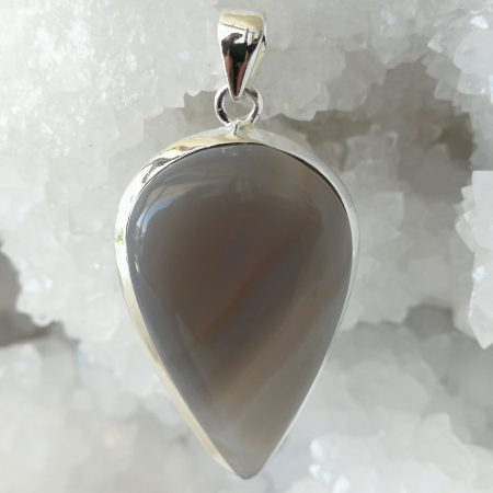 Dendritic Agate Pure Energy Healing Crystal Pendant