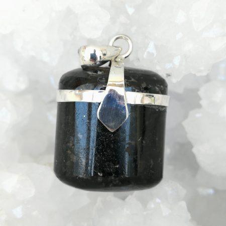 Aventurine blue Pure Energy Healing Crystal Pendant