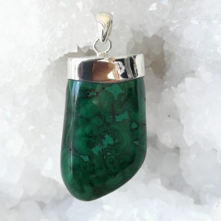 Malachite Pure Energy Healing Crystal