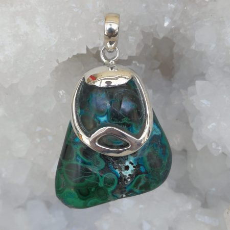 Malacolla Pure Energy Healing Crystal Pendant
