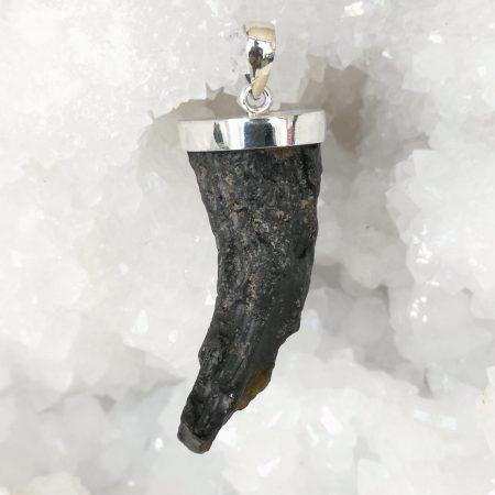 Tektite Pure Energy Healing Crystal Pendant