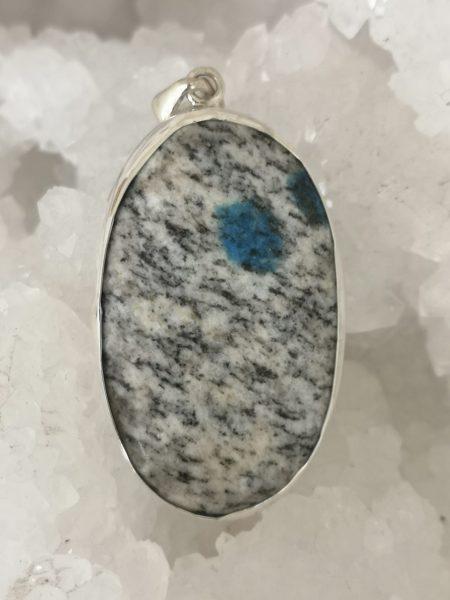 K2 Pure Energy Healing Crystal Pendant