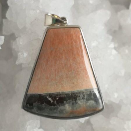 Celastobarite Healing Crystal Pendant