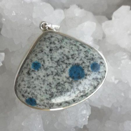 K2 Healing Crystal Pendant