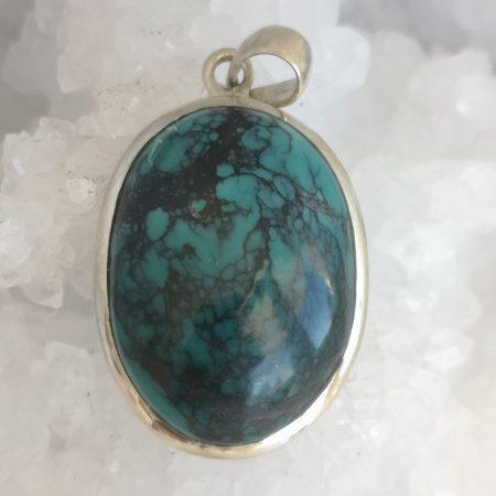 Turquoise Healing Crystal Pendants