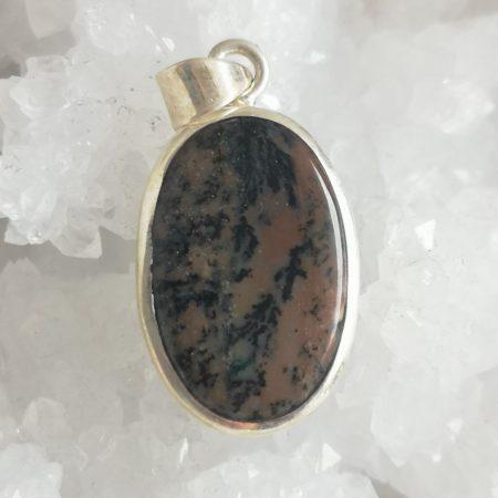 Jasper Healing Crystal Pendant