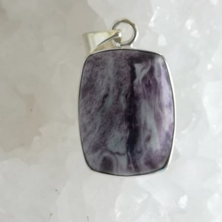 Kammererite Healing Crystal Pendant