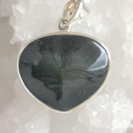 Obsidian Healing Crystal Pendant