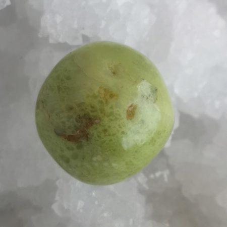 Green Opal Healing Crystal Hand Crystal