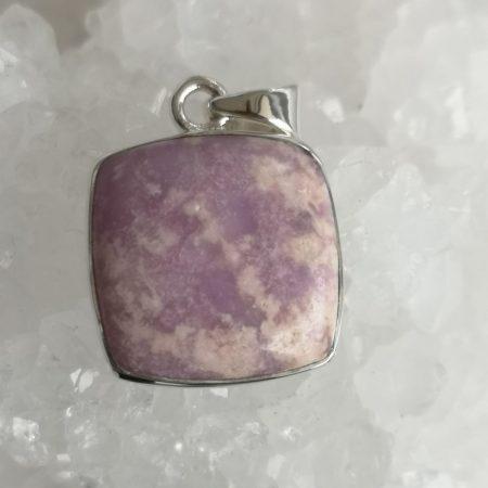 Prairie Tazanite Healing Crystal Pendant