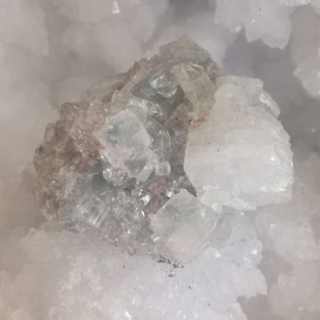 Celestine Healing Crystal for hand and home