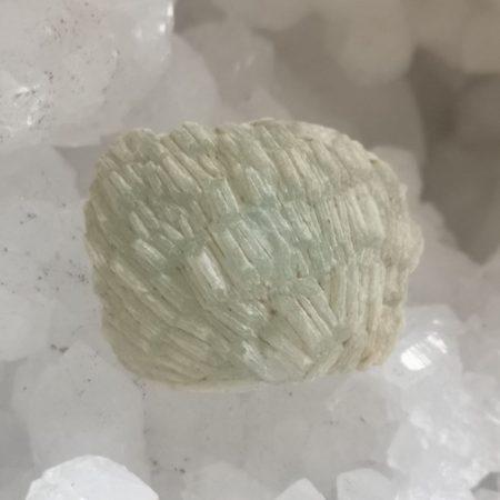 Prehnite Hand and Home Healing Crystal