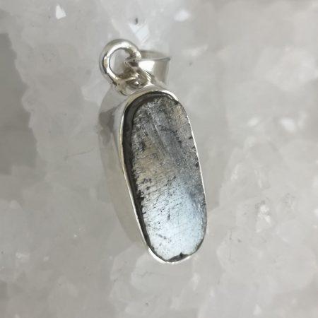 Shungite Healing Crystal Pendant