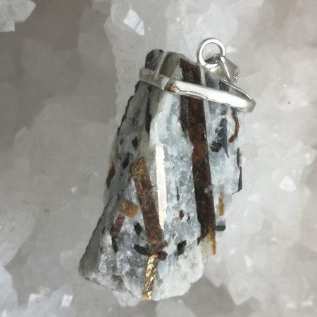 Astrophyllite Healing Crystal Pendant