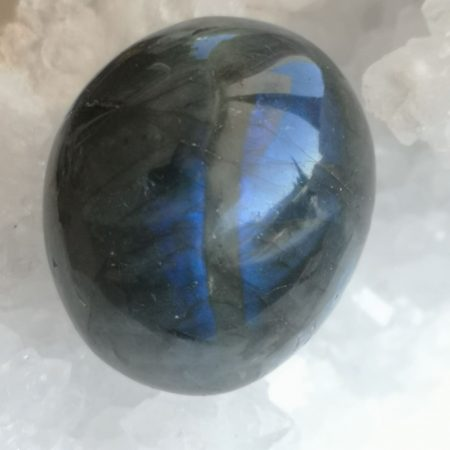 Labradorite Holding and Home Crystal for Healing