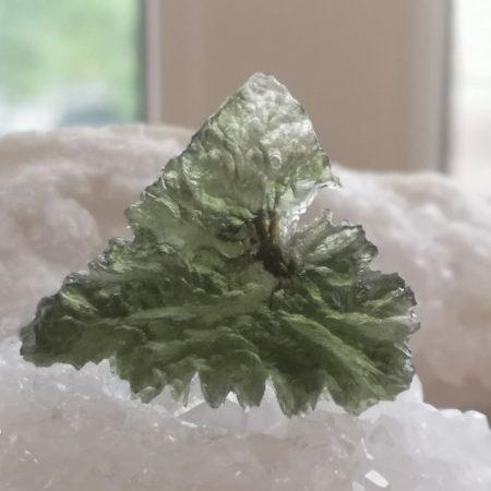 Besednice Moldavite Museum Grade AAA 6.77 grams