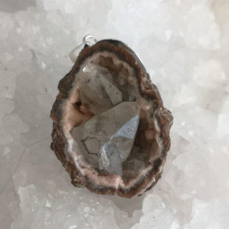 High Quality Pink Amethyst Healing Crystal by Mark Bajerski
