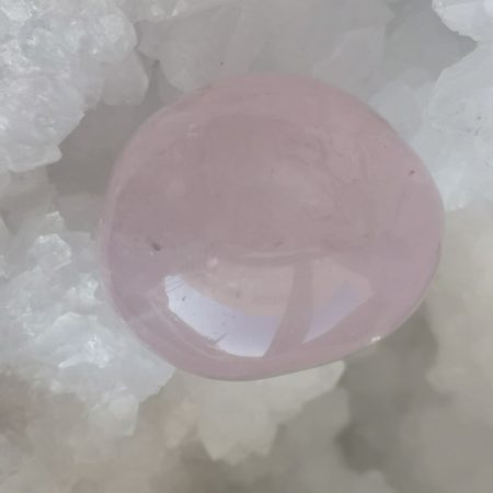 Rose Quartz High Quality Hand and Home Crystal