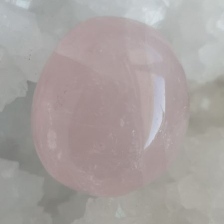 HQ Rose Quartz Hand and Home Crystal