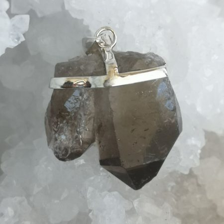 HQ Smokey Quartz Healing Crystal by Mark Bajerski