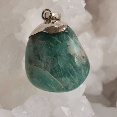 HQ Amazonite Healing Crystal by Mark Bajerski