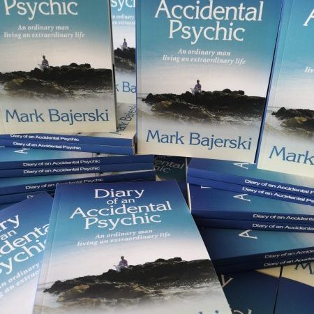 Diary of an Accidental Psychic Book by Mark Bajerski