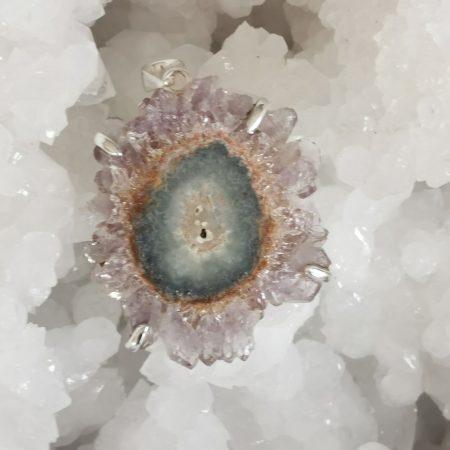 HQ Amethyst Flower Healing Crystal By Mark Bajerski