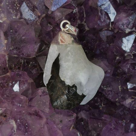 HQ Brucite Healing Crystal By Mark Bajerski
