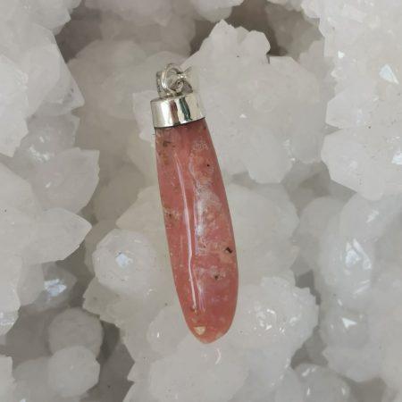 HQ Pink Opal Healing Crystal by Mark Bajerski