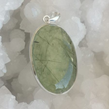 HQ Prehnite Healing Crystal By Mark Bajerski