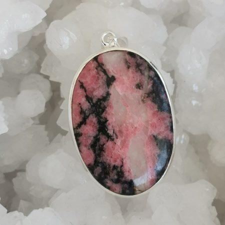 HQ Rhodonite Healing Crystal By Mark Bajerski