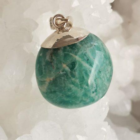 HQ Amazonite Healing Crystal by Mark Bajerski