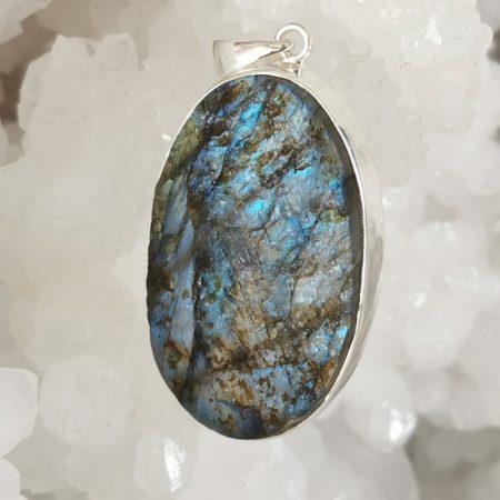 HQ Labradorite Healing Crystal by Mark Bajerski