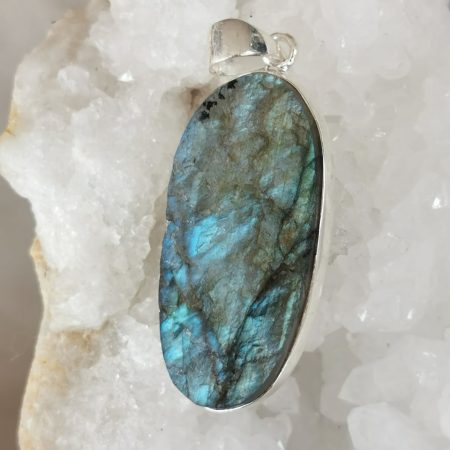 HQ Labradorite Healing Crystal by Mark Bajerski