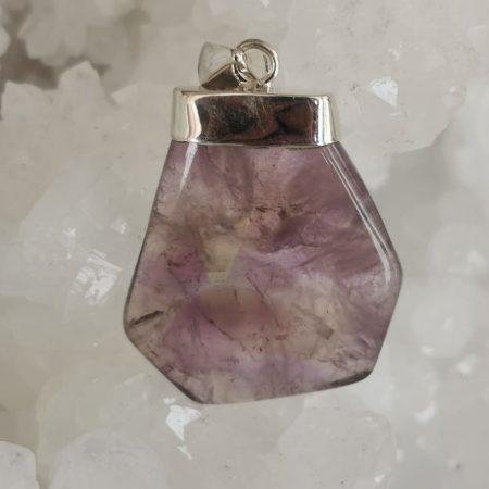 HQ Amethyst Star Healing Crystal by Mark Bajerski