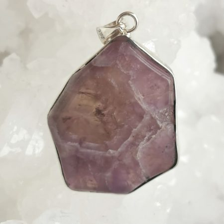 HQ Amethyst Star Healing Crystal by Mark Bajerski