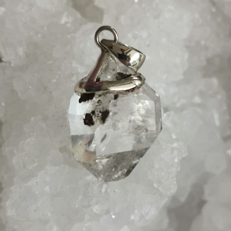 HQ Herkimer Diamond Healing Crystal by Mark Bajerski 9.90 grams