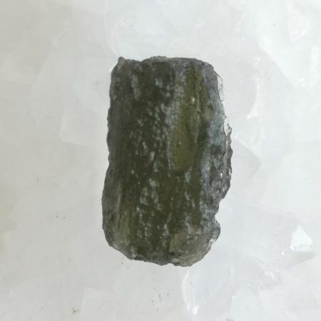 Moldavite Slice Grade AA Maly Chlum1.95 grams