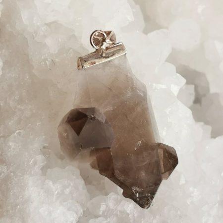 HQ Smokey Quartz Healing Crystal by Mark Bajerski