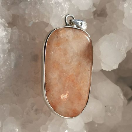 HQ Sunstone Healing Crystal by Mark Bajerski