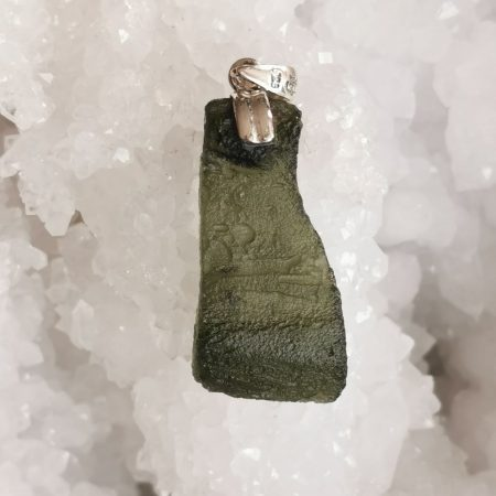 HQ Moldavite Grade A from Maly Chlum by Mark Bajerski 8.60 grams