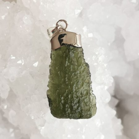 HQ Moldavite Grade A from Maly Chlum by Mark Bajerski 5.80 grams